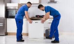 מובילים מבצעים הובלת מדיח כלים